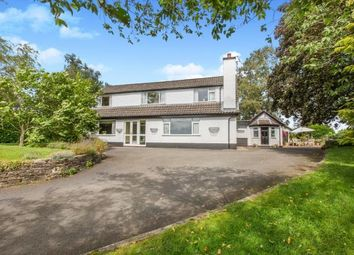 Thumbnail 4 bed detached house for sale in Newcastle Road, Woore, Crewe, Shropshire