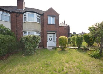 Thumbnail 3 bed semi-detached house for sale in Allenby Road, Leeds, West Yorkshire