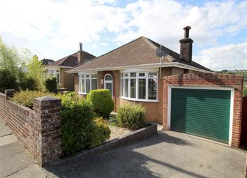 Thumbnail 3 bed detached bungalow for sale in Greatfield Road, Plymouth, Devon