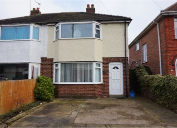 Thumbnail 2 bed semi-detached house for sale in Victoria Road, Skegness