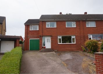 Thumbnail 5 bed semi-detached house for sale in Lansdowne Crescent, Shrewsbury