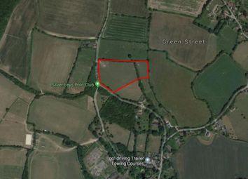 Thumbnail Equestrian property for sale in Millfields, Millfield Lane, Little Hadham, Ware, Hertfordshire