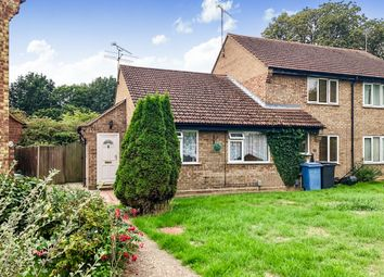 Thumbnail 2 bedroom semi-detached bungalow for sale in Buttercup Close, Ipswich