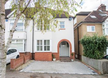 Thumbnail 4 bed semi-detached house for sale in Warley Mount, Warley, Brentwood