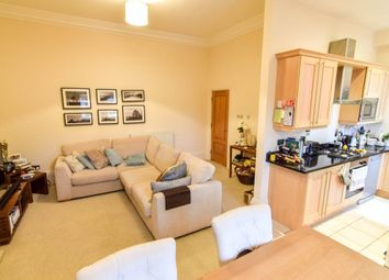 Thumbnail 2 bed flat to rent in Milverton Terrace, Leamington Spa