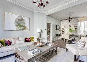 Thumbnail 4 bed terraced house for sale in Whittingstall Road, London