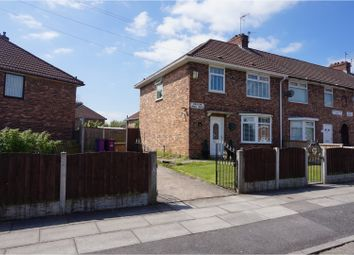 Thumbnail 3 bedroom end terrace house for sale in Circular Road East, Liverpool