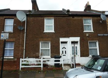Thumbnail 2 bed terraced house to rent in Nursery Street, Tottenham