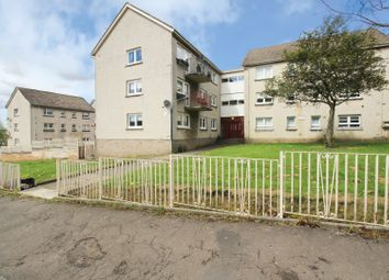Thumbnail 3 bedroom flat for sale in Parnell Street, Airdrie, Lanarkshire