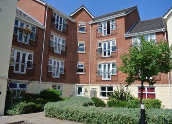 Thumbnail 2 bedroom flat for sale in Peckerdale Gardens, Spondon, Derby