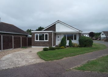 Thumbnail 2 bed detached bungalow for sale in Rider Haggard Way, Ditchingham, Bungay