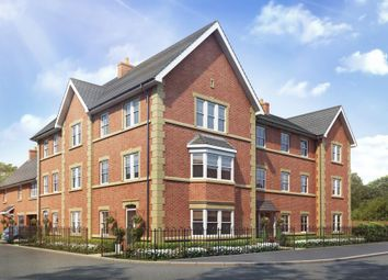 Thumbnail 2 bedroom flat for sale in Orchid Fields, Kempston