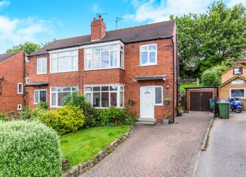 Thumbnail 3 bedroom semi-detached house for sale in Carrholm Crescent, Chapel Allerton, Leeds