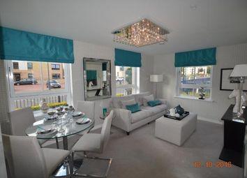 Thumbnail 2 bedroom flat to rent in Haughview Terrace, Oatlands, Glasgow