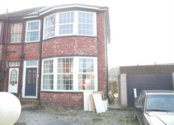 Thumbnail 3 bed semi-detached house for sale in Oakfield Road, Hyde