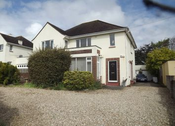 Thumbnail 6 bedroom detached house for sale in Shiphay Avenue, Torquay