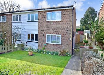 Thumbnail 3 bed semi-detached house for sale in Lealands Drive, Uckfield, East Sussex