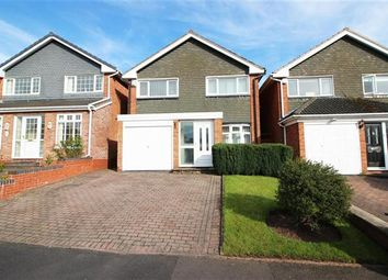 Thumbnail 3 bed detached house for sale in Bude Road, Walsall