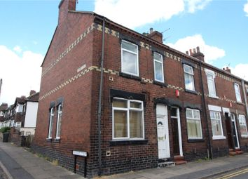 Thumbnail 1 bed flat for sale in Windermere Street, Hanley, Stoke On Trent
