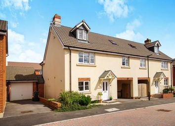 Thumbnail 4 bedroom semi-detached house for sale in Cromwell Close, Newtown, Berkeley, Gloucestershire