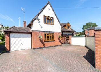 Thumbnail 4 bed detached house for sale in Bromyard Road, St Johns, Worcester