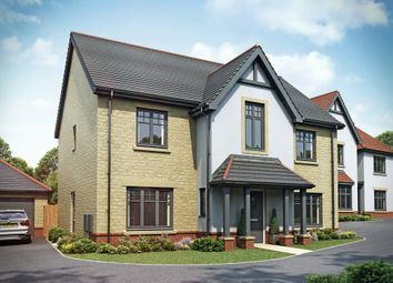 "Thumbnail 5 bed detached house for sale in ""The Blenheim"" at Lady Lane, Blunsdon, Swindon"