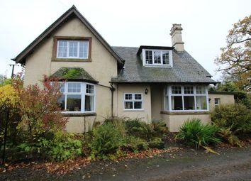 Thumbnail 4 bed cottage for sale in Kershope Lodge, Penton, Carlisle, Cumbria