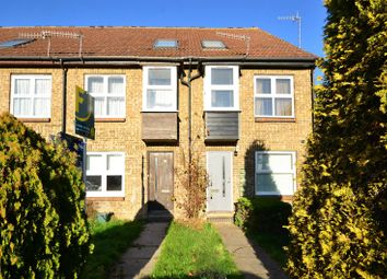 Thumbnail 1 bedroom maisonette to rent in Bradfield Close, Burpham