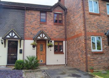 Thumbnail 2 bed terraced house for sale in Ixworth Close, Shaw, Swindon