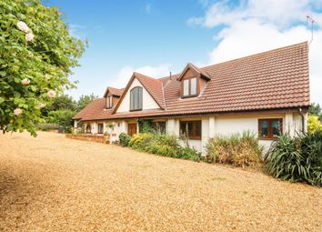 Thumbnail 4 bed detached house for sale in Whittlesea Terrace, Woodford, Kettering