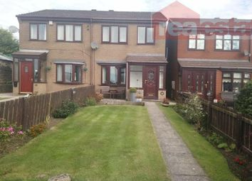 Thumbnail 3 bed semi-detached house to rent in Toft Hill, Bishop Auckland