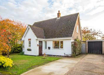 Thumbnail 4 bed detached bungalow for sale in Poplar Close, Great Gransden, Sandy