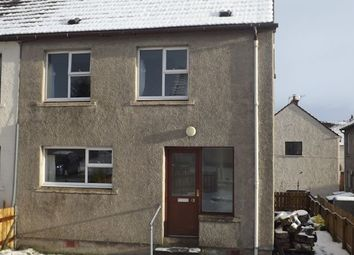 Thumbnail 2 bed semi-detached house for sale in 43 Ord Place, Lairg