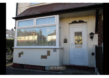 Thumbnail 2 bed end terrace house to rent in Caldecott Road, Manchester