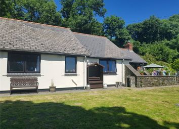 Thumbnail 3 bed detached bungalow for sale in Trelawney, Whitland, Sir Gaerfyrddin