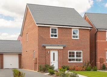"Thumbnail 4 bedroom detached house for sale in ""Chester"" at Musselburgh Way, Bourne"