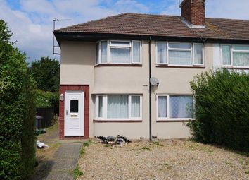 Thumbnail 2 bed maisonette for sale in Wiltshire Avenue, Farnham Royal, Slough
