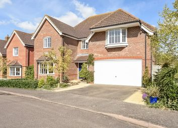 Thumbnail 5 bed property for sale in West End Close, Steeple Claydon, Buckingham