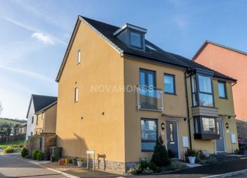 4 bed semi-detached house for sale in Limeburners Road, Plymstock PL9