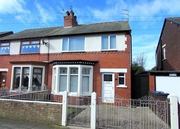 Thumbnail 3 bed property for sale in Dronsfield Road, Fleetwood