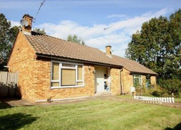 Thumbnail 1 bed semi-detached bungalow to rent in Linden Road, London