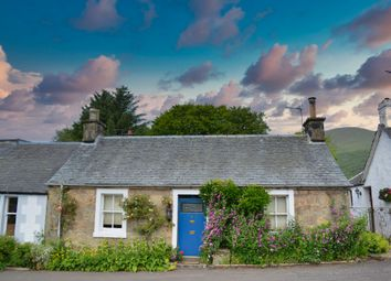 Thumbnail 1 bed cottage for sale in Craigard, Muckhart, Dollar