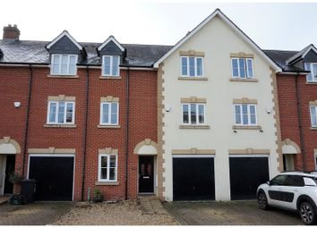 Thumbnail 5 bed town house for sale in Richmond Road, Taunton