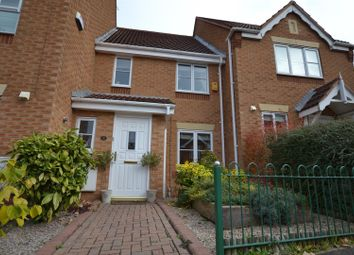 Thumbnail 3 bed town house for sale in Harlequin Road, Sileby, Leicestershire