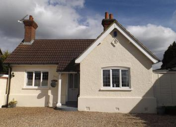 Thumbnail 3 bed bungalow for sale in Lambourne End, Romford, Essex