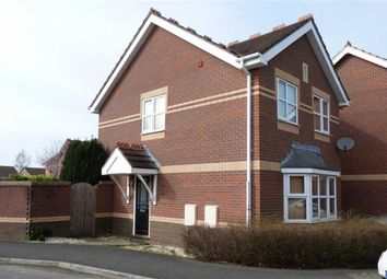 Thumbnail 3 bed link-detached house for sale in Primrose Close, Swindon