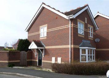 Thumbnail 3 bedroom link-detached house for sale in Primrose Close, Swindon