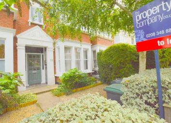 Thumbnail 2 bedroom flat to rent in Coleridge Road, Crouch End