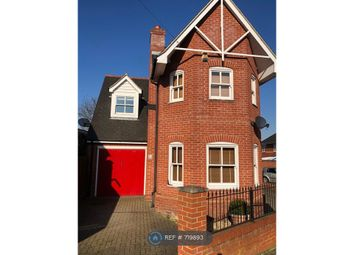 Thumbnail 4 bed detached house to rent in Spurgeon Street, Colchester