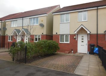 Thumbnail 2 bedroom semi-detached house to rent in Bradfield Way, Dudley, West Midlands